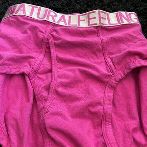 Men's Stretch Cotton Brief Natural Feeling XXL
